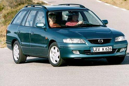 Biederer Langzeitfreund: Der Mazda 626 gilt als äußerst zuverlässig.