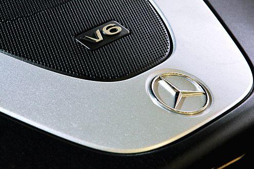 Sechszylinder mit 231 PS: Der Sound macht den Unterschied hörbar.