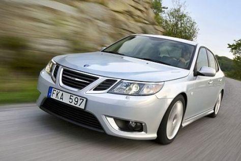Facelift Saab 9-3