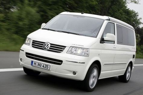 "Sondermodell VW California ""NoLimit"""