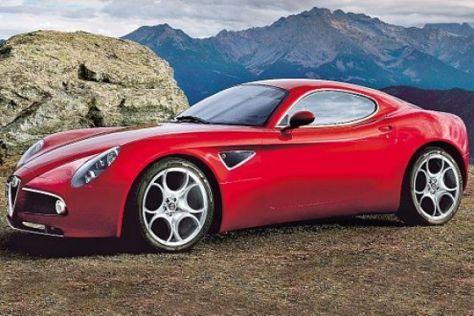 Preis Alfa 8C Competizione