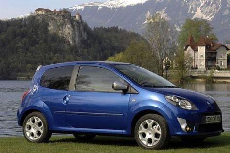 Frühbucher-Rabatt für Renault Twingo