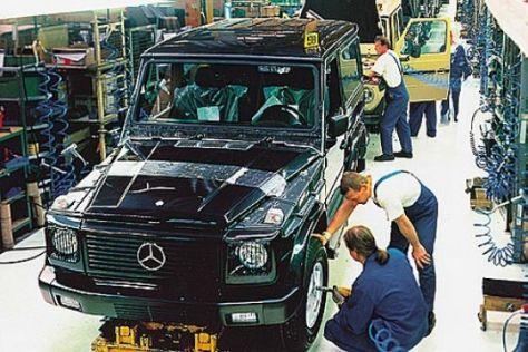 Trennung DaimlerChrysler