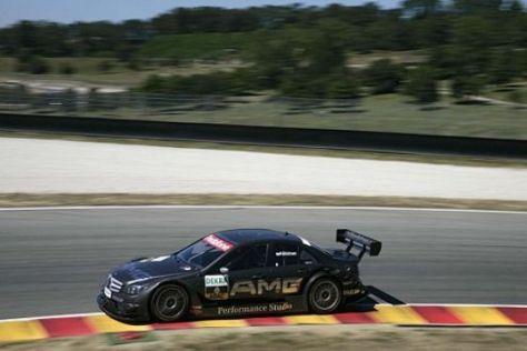 DTM: Sieg für Mercedes in Mugello
