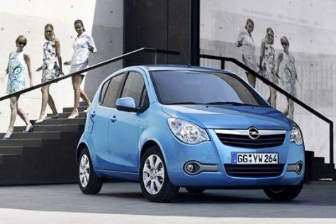 Vorstellung Opel Agila