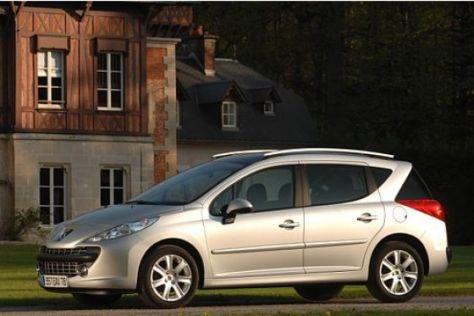 Vorstellung Peugeot 207 SW