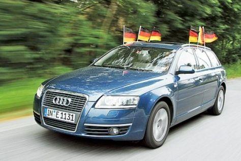 Audi A6 Avant im 100.000-km-Dauertest