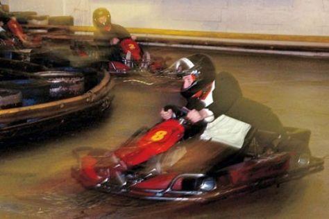 Kostenloser Fahrkurs für Kart-Kids