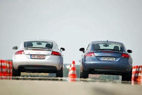 Test Audi TT 2.0 TFSI/Abt TT-iS