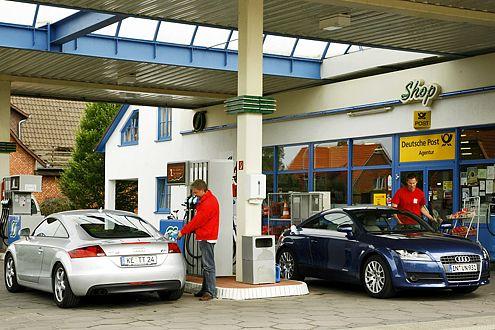 Verbrauchsvorteil: Gegenüber der Serienversion spart der Abt 0,8 Liter.