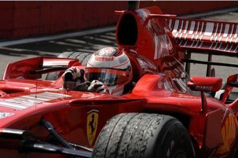 Formel 1: Räikkönen siegt in Silverstone