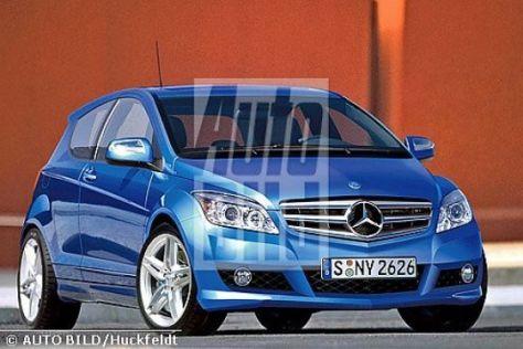 Mercedes verhandelt mit BMW