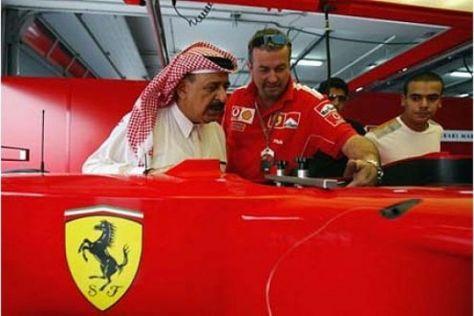 Spionage in der Formel 1