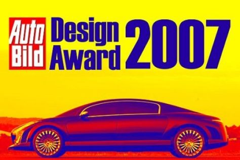 AUTO BILD Design Award 2007