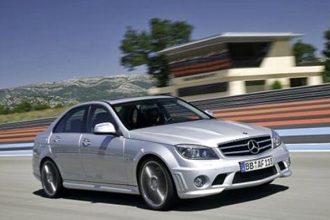 Vorstellung Mercedes-Benz C 63 AMG
