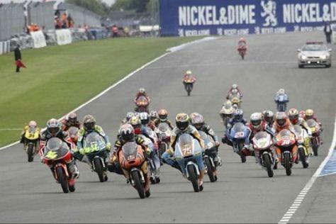 MotoGP Assen: Deutsche Fahrer überzeugen