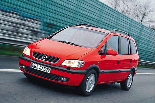 Konsequent: Opels CNG-Modelle sind allesamt monovalent getrimmt.