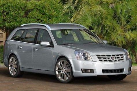Cadillac BLS Wagon mit Bio-Ethanol