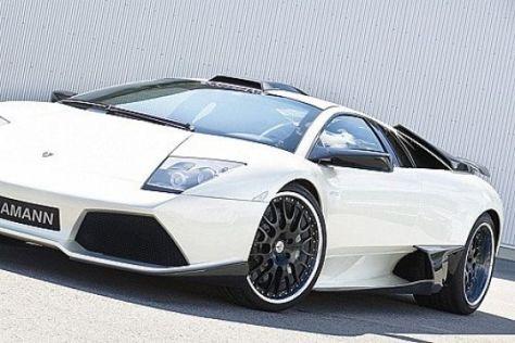 Lamborghini Murciélago LP640 von Hamann