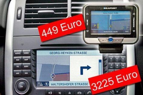 Ratgeber Navigationsgeräte