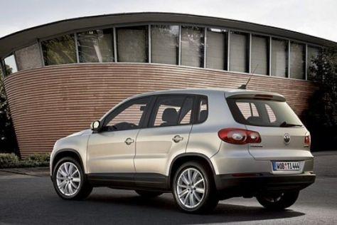 Weltpremiere VW Tiguan