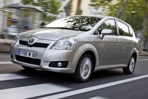 Preise Toyota Corolla Verso