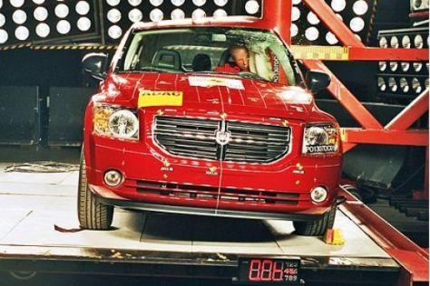 Crashtest Dodge Caliber