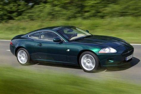 Sondermodell Jaguar XK
