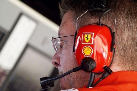 Formel 1: Ferrari buhlt um Ross Brawn