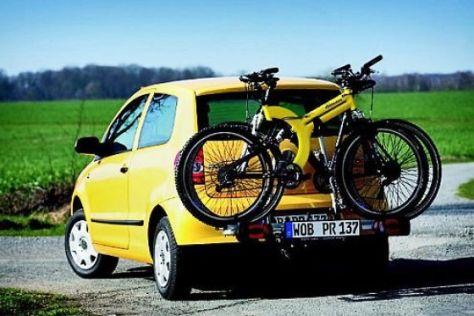 Heckträger VW Fox
