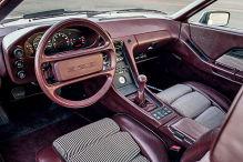 Die lässige Welt des Porsche 928