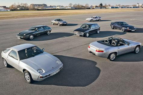 30 Jahre Porsche 928