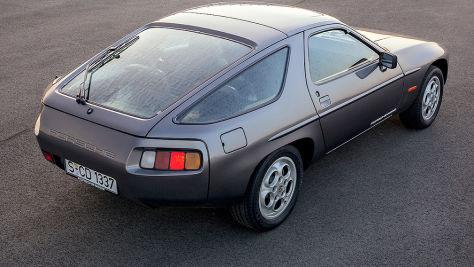 40. Jahre Porsche 928: Der einzige Gran Turismo