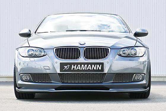 BMW er Cabrio Frontansicht