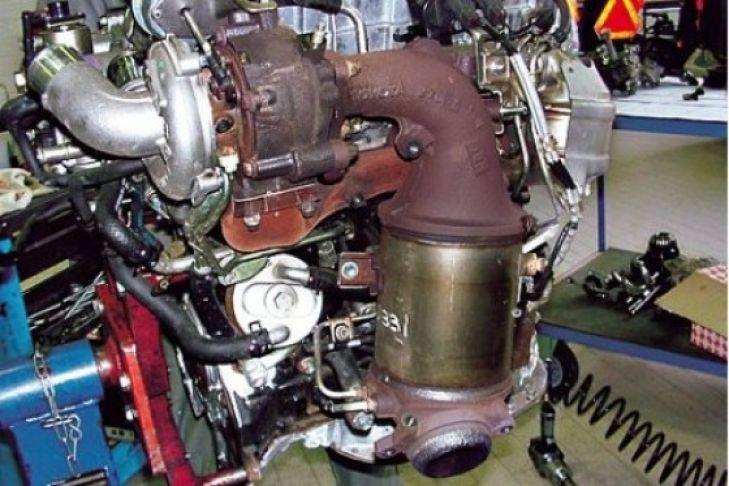 Avensis   D Cat Test