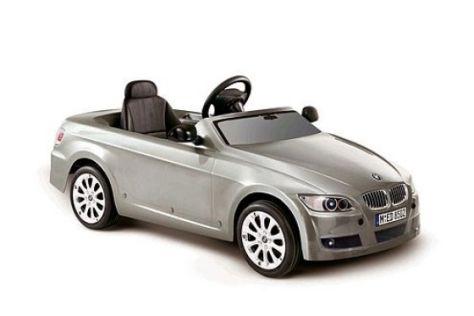 BMW 3er Cabrio als Tretauto