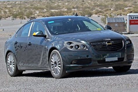 Nachfolger Opel Vectra