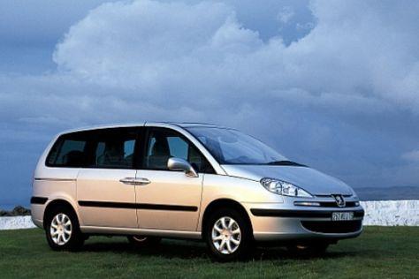 Rückruf Peugeot 807