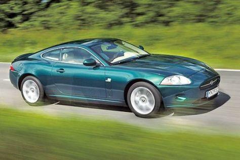 Test Jaguar XK 3.5