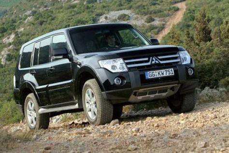 Rückruf Mitsubishi Pajero