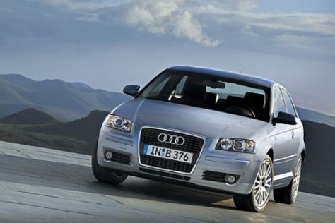 Neuer TFSI-Motor im Audi A3