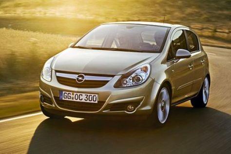 Opel ecoFLEX-Tour 2007