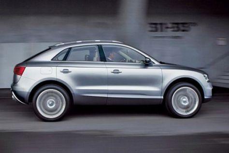 Fahrbericht Audi Cross Coupé