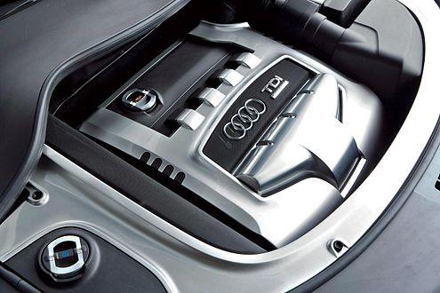 Sauber: Der Zweiliter-Diesel schafft die Euro-5-Abgasnorm.