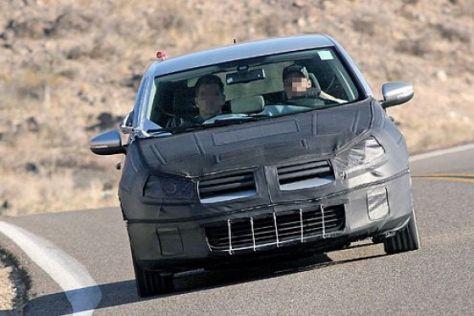 Erlkönig VW Golf VI