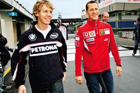 F1-Pilot Sebastian Vettel