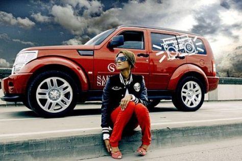 Dodge Nitro im Musikvideo
