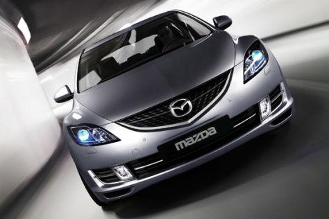 Vorstellung Mazda 6 (2008)