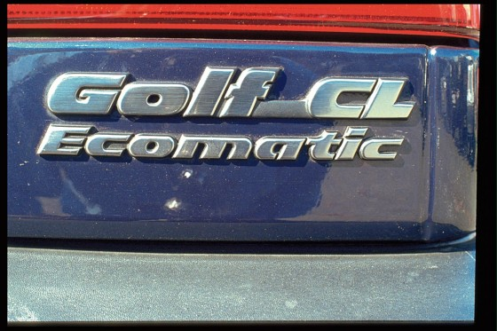 1993 versuchte Volkswagen, mit dem Golf Ecomatic das Sparen. Ein recht glückloses Unterfangen.