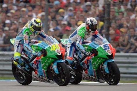 MotoGP: Fiskus jagt Valentino Rossi